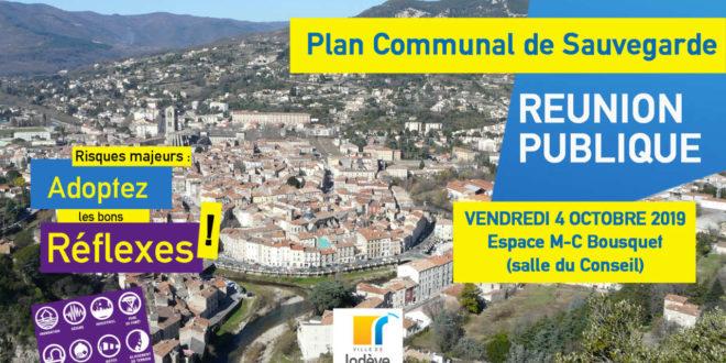 Plan Communal De Sauvegarde Village De Saint Etienne De Gourgas